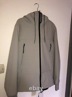 CP Company Soft Shell Goggle Jacket XL Off White