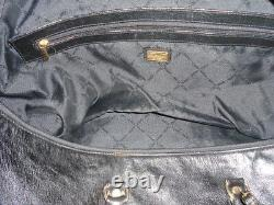 Cole Haan Extra Large 24 Wayland Duffle Bag $650cad Retail Mint