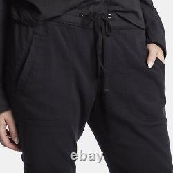 James Perse Soft Drape Utility Pants In French Navy Size XL or 4