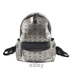 MCM Stark Side Studs Rucksack In Visetos RRP £750 SOLD OUT WORLDWIDE