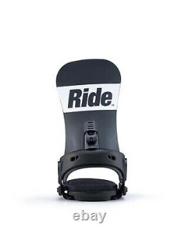 NEW Ride Rodeo snowboard bindings size XL
