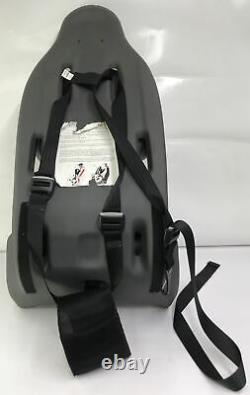 Special Tomato LARGE ML MPS Soft Touch Car Seat Carseat Chair With Harness